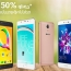 VivaCell-MTS offers 50% discount for a host of smartphones