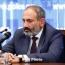 Пашинян: Единственный путь решения карабахского вопроса - мирный, это позиция не только РА, но и РФ
