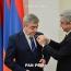 Լևոն Սարգսյանը հրաժարական չի տվել Մատենադարանի հոգաբարձուների խորհրդի նախագահի պաշտոնից