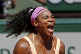 "Serena Williams says she is ""an honorary Armenian"""