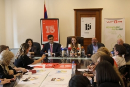 Golden Apricot Yerevan 15th Int'l Film Festival kicks off in Yerevan