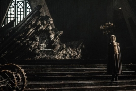 Game of Thrones star says no one will get the Iron Throne