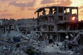 Доклад: 95% детей в секторе Газа психически больны