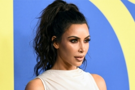 Kim Kardashian wins her first CFDA Influencer Award