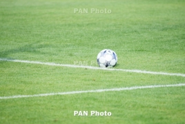 Armenia drop two more notches to 100th spot in FIFA ranking