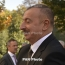 Aliyev 'hopes for real steps' by Armenia leadership on Karabakh