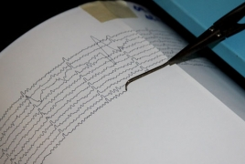 Minor earthquake felt in Armenia's north
