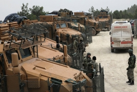 Top rebel commander assassinated in Syria's Afrin