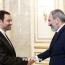 Փաշինյանն ու ՀՀ-ում Իրանի դեսպանը համատեղ ներդրումային ծրագրերն են քննարկել