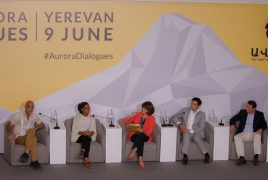 Yerevan hosts Aurora Dialogues on humanitarian challenges