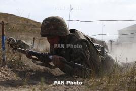 На линии соприкосновения в Карабахе заметны передвижения азербайджанской военной техники