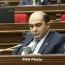 Մարուքյան. Թանդիլյանի հրաժարականն անակնկալ էր կուսակցության համար