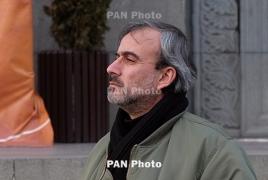 Armenia coult will release Founding Parliament head Jirair Sefilian on bail