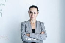 Իրինա Ղափլանյանը՝  բնապահպանության առաջին փոխնախարար