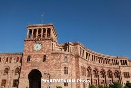 Հերմինե Նաղդալյանի ամուսինն ազատվել է  կառավարության գործերի կառավարչի պաշտոնից