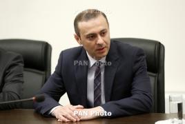ՀՀ ԱԽ քարտուղարը մտահոգություն է հայտնել Բելառուսի դեսպանին՝ Ադրբեջանին զենքի վաճառքի մասով