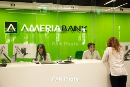 Breaking stereotypes with 'Kamar' - Ameriabank unveils new branch