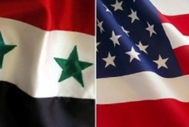 U.S.-led coalition allegedly bombs Syrian army troops in country's east