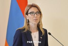 Мане Тандилян продолжит работать министром труда и по социальным вопросам РА