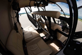 Armenian Helicopters ready to launch charter flights