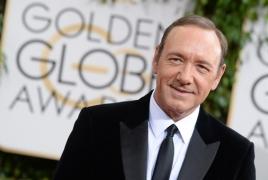 Кевин Спейси впервые появится в кино после секс-скандала
