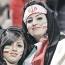 В Иране женщин впервые за 40 лет пустили на футбол наравне с мужчинами