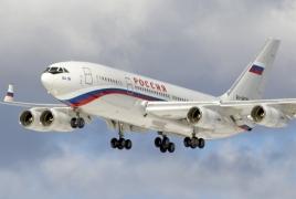 Самолет из Москвы в Ереван чуть не столкнулся в воздухе с другим лайнером