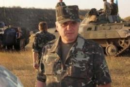 Послом Украины в Армении назначен генерал-лейтенант Петр Литвин