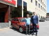 User who bought smartphone from VivaCell-MTS wins Kia Rio X-line