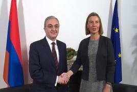 Մոգերինի. ԵՄ-ն պատրաստ է աջակցել ՀՀ-ում բարեփոխումներին
