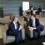 Armenia FM runs into U.S. Assistant State Secretary at Brussels airport