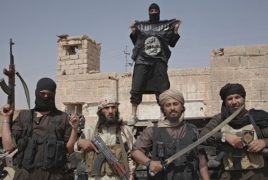 Islamic State suffers symbolic defeat along Syrian-Iraq border