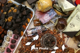 Yerevan's Choco Fest targeting the sweet-toothed on July 11