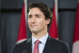 Canada's Trudeau handed $100 fine for not declaring sunglasses