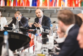 Business Armenia promotes investment at EBRD's London event