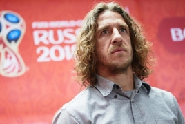 Iranian TV reportedly bans football star Carles Puyol due to long hair