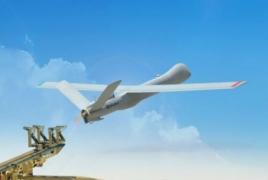 Азербайджан официально продемонстрировал израильские беспилотники Heron