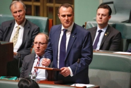 MP to Australia - 'Speak the tragedy's name' on Armenian Genocide