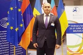 Եվրանեսթ. ՀՀ-ԵՄ Համապարփակ համաձայնագրի վավերացումը պետք է արագացվի