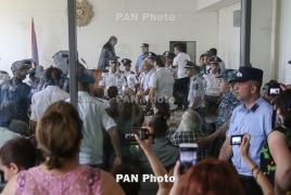 «Սասնա ծռերի» ևս 2 անդամ ազատ է արձակվել