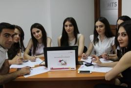 VivaStart ծրագրի շրջանավարտների 8-րդ խումբը պարգևատրվել է հավաստագրերով
