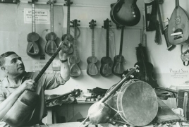 Smithsonian Festival shows archived photos of Armenian artisans