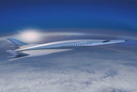 Boeing has a new design for hypersonic passenger plane