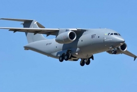 Azerbaijan to buy 10 An-178 aircraft from Ukraine