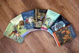 'Chronicles of Narnia' novel series published in Western Armenian