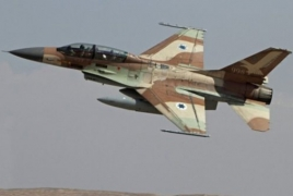 Israel bombs Syrian army positions near Golan Heights: report