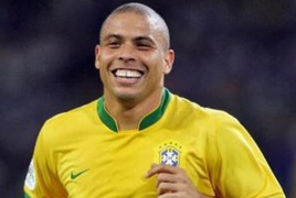 Football legend Ronaldo to join Match of Legends in Armenia