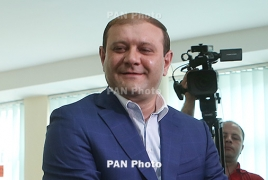 Confirmed: Yerevan Mayor Taron Margaryan resigns