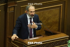 Armenia's Pashinyan reveals his monthly salary