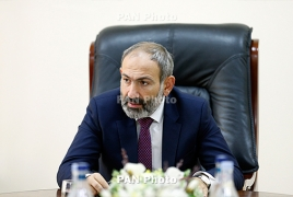 Armenia PM, NATO chief to meet in Brussels